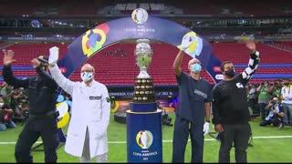 Highlights Brasil 3-0 Venezuela Copa America 2021