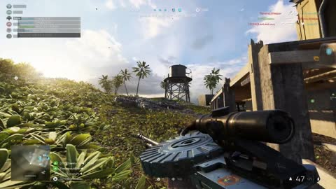 Battlefield 5 Don't Drink Our Water