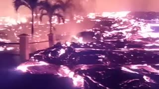 Lava Devastates Leilani Estates