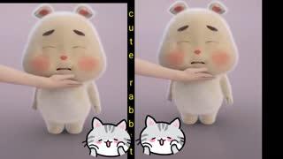 cute rabbit !!