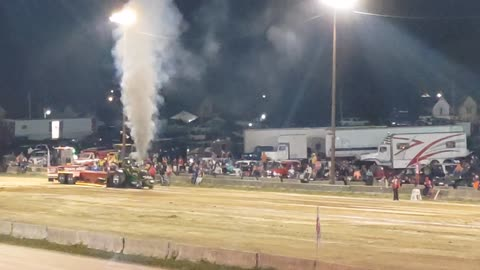 Truck and Tractor Pro Stock (Coshocton Ohio)