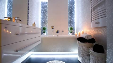 Beautiful Design Ideas For Small Bathroom