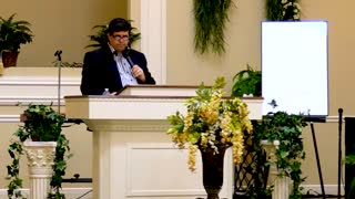 """Pastor Shane Vaughn Preaches LIVE """"Honor Your Father & Mother"""""""