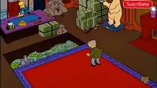 Mr Burns regarding to Bill Gates Sun covering plan