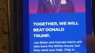 Corrupt democrat fundraising
