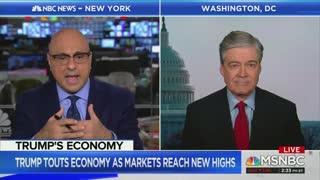 John Harwood and Ali Velshi discuss Trump economy
