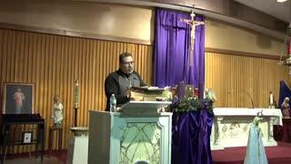 Jesse Romero Bible Study #5 Spiritual Warfare