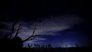 Night Sky Time Lapse