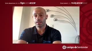 Barcelona great Mascherano examines Benzema's Real Madrid success