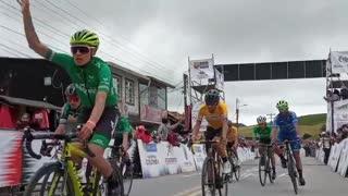 Así transcurrió la segunda etapa de la Vuelta al Gran Santander