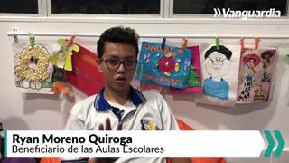 Aulas escolares, Fundación Hope