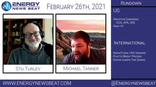 The Daily Energy News Beat Markets show 2-26