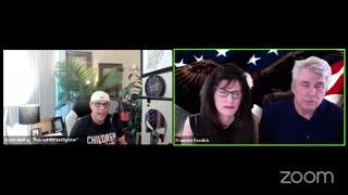 Scott McKay Patriot Streetfighter Interview W/ Francine And Allen of In The Prophetic