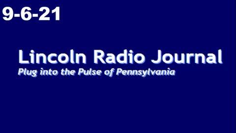 Lincoln Radio Journal 9-6-21