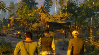 The Witcher 3 Wild Hunt: Just Playing