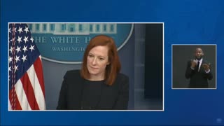 Psaki Asked If Israel Is An Ally - Her Response Says EVERYTHING