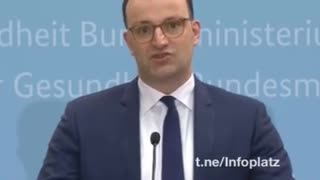 Jens Spahn über Impfung mit AstraZeneca (15. März 2021)