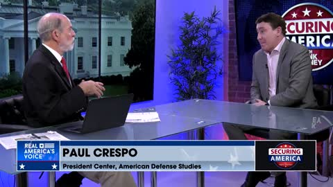 Securing America with Paul Crespo - 08.27.21