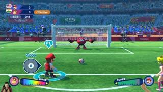 Mario & Sonic at the Olympic Games Tokyo 2020 Football Mario, Luigi, Sonic, Jet