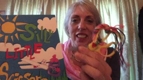 Inspire Scissors Skills by Creating Silly Little Scissors!