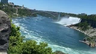 The incredible power of Niagara Falls