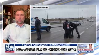 Pastor arrested for opening church speaks out