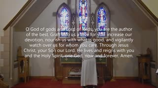 Worship for 5th after Pentecost