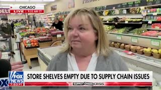 """Chicago Grocery Store Owner SLAMS Supply Chain Crisis: """"Never Seen Anything Like This""""..!!"""
