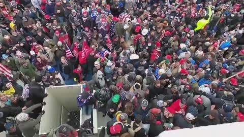 Antifa responsible for violence at the Capitol