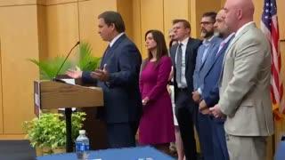 Ron DeSantis ANNIHILATES Big Tech During Press Conference