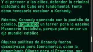 ¿Por qué asesinaron al Pdt. Kennedy?