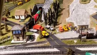 Choo Choo Barn - 2020 - Train Adventure at Strasburg PA (Part 4)