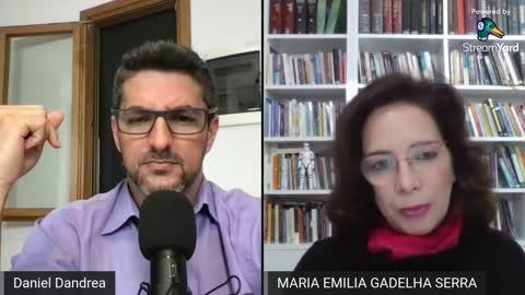 Covid e Imunizantes - Live Dra. Maria Emilia G. Serra