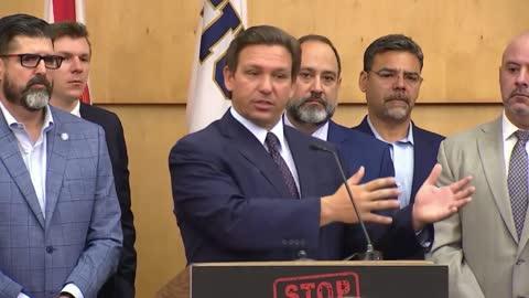 Governor DeSantis Signs Bill on Big Tech Censorship in Miami 5/24/21
