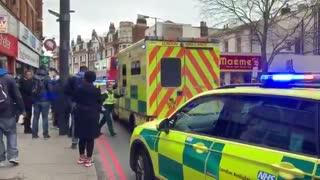 Acto terrorista en Londres.
