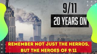 Today Marks 20 Years Since September 11th Attacks