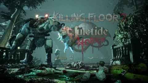 Killing Floor 2 - Official Yuletide Horror Update Trailer