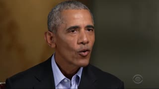 Obama: Trump Questioning Rigged Election Is Like a Dictatorship, or Something