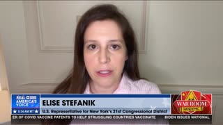 Elise Stefanik: We Must 'Make China Pay'
