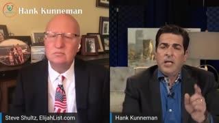 Hank Kunneman Explains His 2001 Prophecy of Donald Trump Two Terms