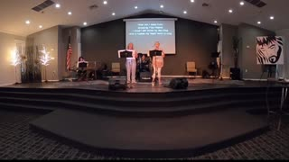 Sunday Morning Service with Pastor Larry woomert 04-25-2021