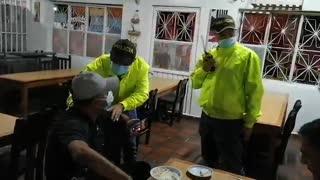 captura de 'Gigio' en Bucaramanga 2