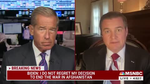 Brian Williams Owned Live On-Air About Afghanistan Spin   The Washington Pundit