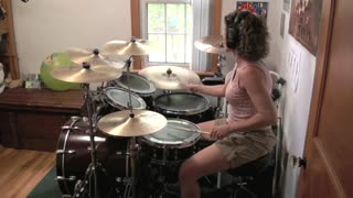 Have A Nice Day by Bon Jovi ~ Drum Cover