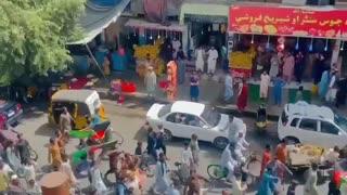 🇦🇫⚡ Protestas en Jalalabad y Khost.
