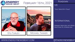 The Daily Finance and Energy News Show 2-16-2021