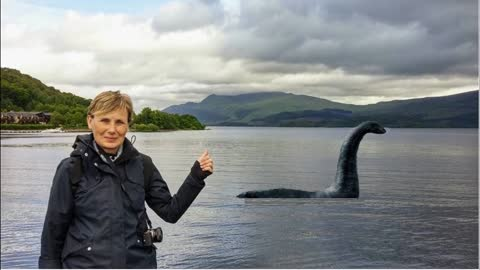 THE SEARCH FOR THE LOCHNESS MONSTER