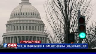 Sekulow: Impeachment of a former president is a dangerous precedent