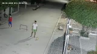 Fútbol o caida