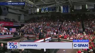 Trump tells Iowa supporters Democrats 'want to nullify your ballots'